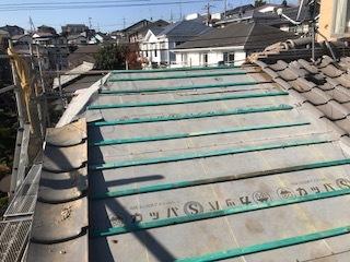 川崎の屋根修理雨漏り松建