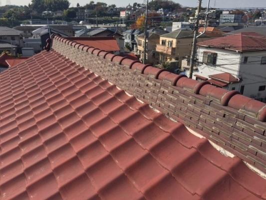 屋根改修工事 横浜市旭区