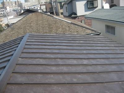 屋根修理 屋根改修工事 神奈川県 相模原