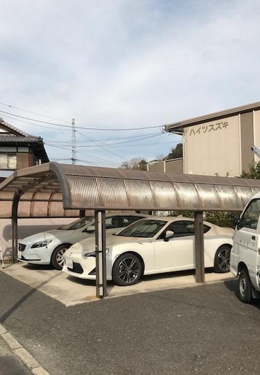 横浜市金沢区ガレージ屋根修理