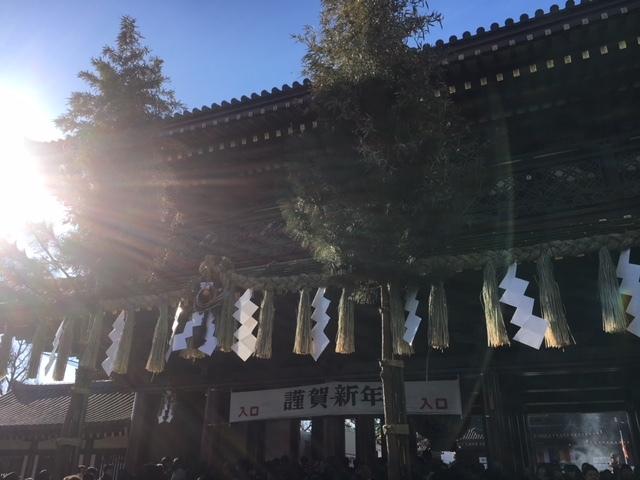 川崎の屋根修理専門店の松建新年のご挨拶