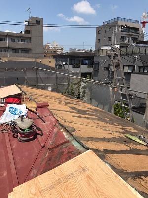 川崎市屋根工事