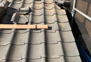 屋根修理雨漏りの松建 仕事はじめ